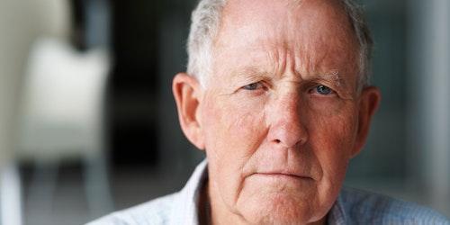 Close Up Of Older Man Istock 152498555