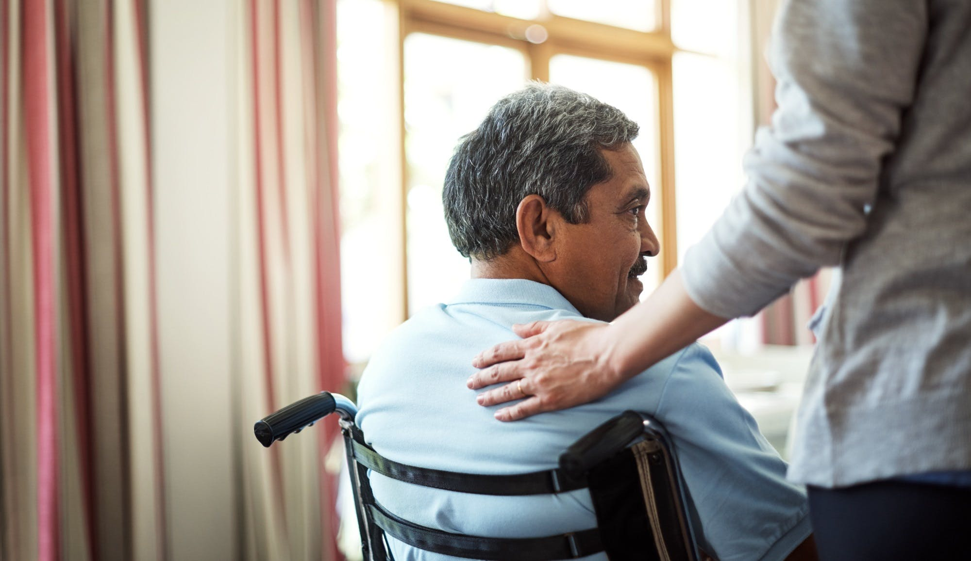 Comfort And Care Will Always Be Near Istock 649645598