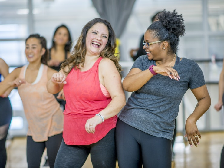 Friends Dancing Together Istock 897892972
