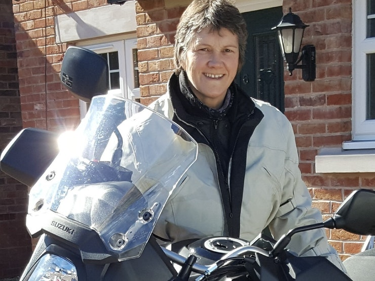 Jan Motorbike