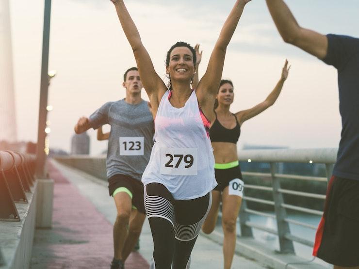 Marathon Runners Istock 589585380