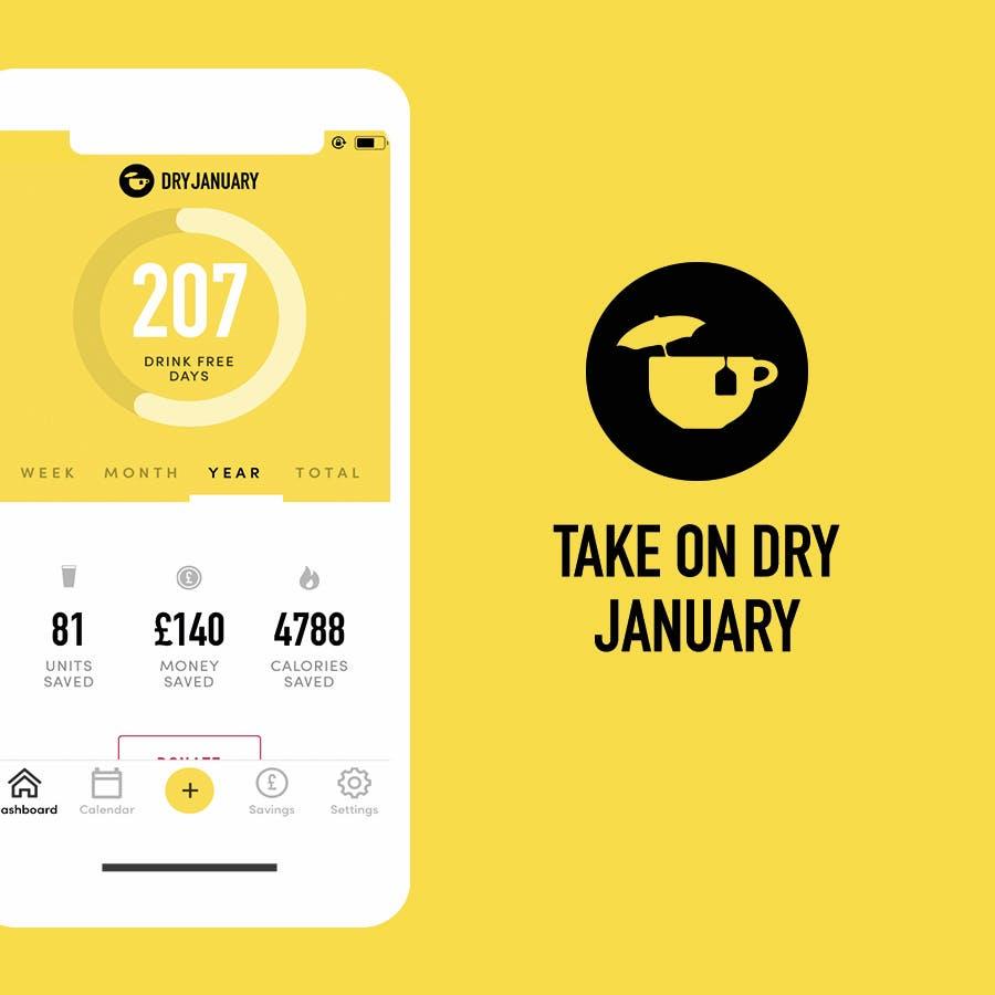 Dry January Design 5